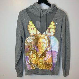 Star Wars Hooded Sweatshirt